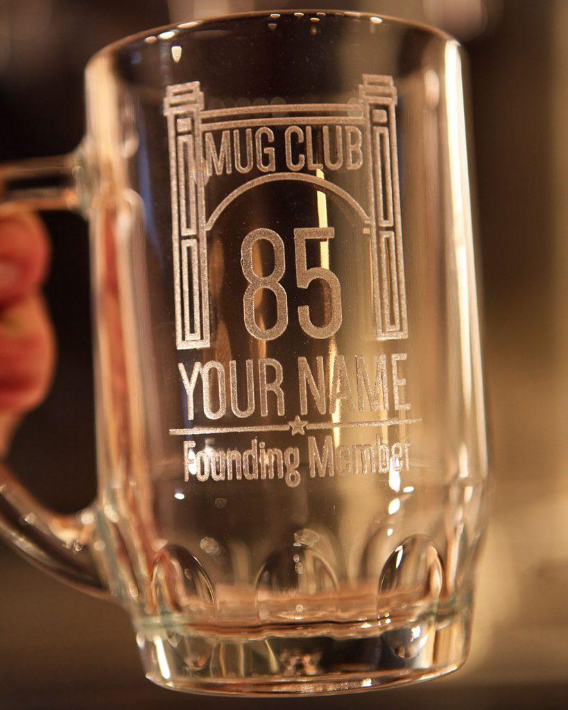 mug clubglass
